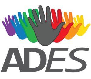 Logo von ADES Antididkriminierungsstelle Esslingen