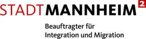 Logo der Stadt Mannheim - Beauftragter für Integration und Migration