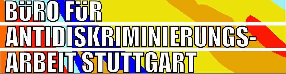 Logo der Antidiskriminierungsstelle Stuttgart